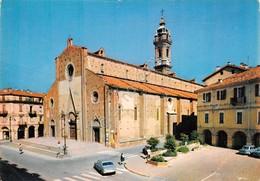 Cartolina Saluzzo Duomo - Cuneo