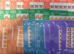 Surinam Blocs-feuillets YT N° 16/20, Quatre Blocs Neufs ** MNH De Chaque. TB. A Saisir! - Suriname