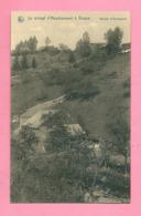 C.P. Vresse-sur-Semois =  Le Vicinal D' HOUDREMONT  :  Moulin D' ORCHIMONT - Vresse-sur-Semois