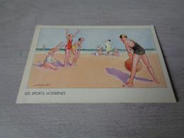 Sport ( 262 )  Thème :  Sport Moderne   Balspel   -   Publicité HEMOSTYL Du Docteur Roussel - Cartes Postales
