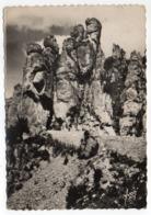"""MEYRUEIS-1949-- Cañon De La Jonte-Tunnel Des Bouillères--timbre-Beau Cachet Recette Rurale"""" LE ROZIER """".........à Saisir - Other Municipalities"""