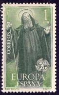 España. Spain. 1965. EUROPA Cept. San Benito - 1961-70 Nuevos & Fijasellos