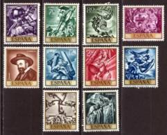 España. Spain. 1966. Jose Maria Sert. Dia Del Sello. Stamp Day - 1931-Heute: 2. Rep. - ... Juan Carlos I