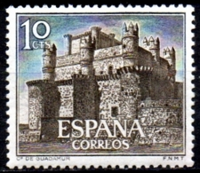 España. Spain. 1966. Castillo De Guadamur. Toledo. Castillos. Castles - 1931-Hoy: 2ª República - ... Juan Carlos I