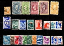 Pays-Bas Belle Petite Collection De Bonnes Valeurs Oblitérées 1864/1933. B/TB. A Saisir! - Niederlande