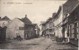 Anvers Ste-Anne - Rue Principale - 1910 - Attelage Animation - - Antwerpen