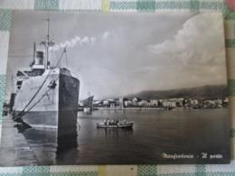 Manfredonia / Porto Anni 50 - Manfredonia