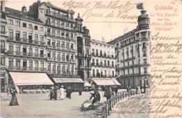 "BELGIQUE - OSTENDE - La Villa Helvetia - Les Grands Hôtels ""Globe Et Wellington"" - Oostende"