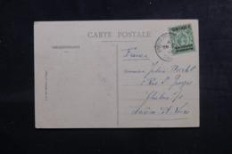 MAROC - Affranchissement De Tanger Sur Carte Postale En 1913 Pour La France - L 44596 - Oficinas En  Marruecos / Tanger : (...-1958