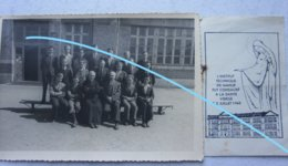 Photo NAMUR Institut Technique De Namur 1943 Ecole Enseignement - Plaatsen