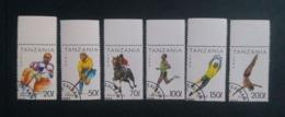 TANZANIA SPORTS 1993 CTO !! - Rasenhockey