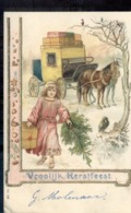 Paard En Wagen - Kerstfeest - 1915 - Phantasie