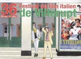 Carte Postale BARU Festival Film Italien Villerupt 2013 - Cartoline Postali