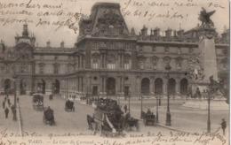 CP 75 Paris Louvre Carrousel La Cour Du 342 LL - Louvre