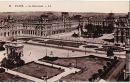 CP 75 Paris Louvre Carrousel Le 49 LL Neurdein - Louvre