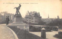 Bruxelles - Le Tombeau Des Lutteurs - Avenue Louise - Bruxelles-ville