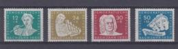 DDR Kleine Verzameling 1950 Nr 10/13 *, Zeer Mooi Lot Krt 4161 - Colecciones (sin álbumes)