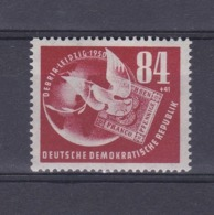 DDR Kleine Verzameling 1950 Nr 14 *, Zeer Mooi Lot Krt 4162 - Colecciones (sin álbumes)