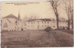 Maison Mere Des Soeurs Servantes Du Saint-Coeur De Marie Montgeron (S.-et-O - Montgeron