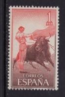 España 1960. Toros. Ed 1261a. MNH. **. - Variedades & Curiosidades