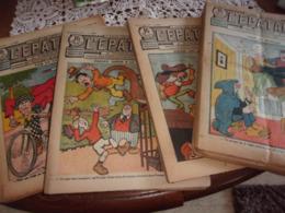 L Epatant Du Numéro 901 A 950 Soit 49 Numéros 1925 - Paquete De Libros