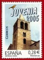 España. Spain. 2005. Exposicion Filatelica Juvenil JUVENIA - 2001-10 Nuevos & Fijasellos