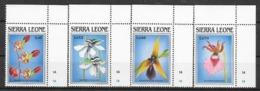 Sierra Léone N° 1004/07 YVERT NEUF ** - Sierra Leone (1961-...)