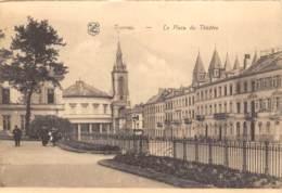 Tournai - La Place Du Théâtre - Ed. Lumen - Doornik