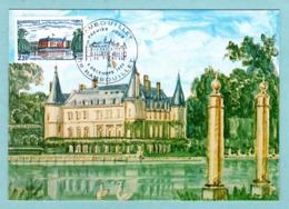 Carte Maximum 1980 - Le Château De Rambouillet - YT 2111 - 78 Rambouillet - 1980-89