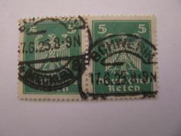 Deutsches Reich  356  O - Gebraucht