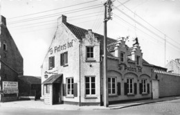 BELGIQUE - OUDENBURG -  Salle De Danse Chez J. Cordier (CPSM Petit Format) - Oudenburg