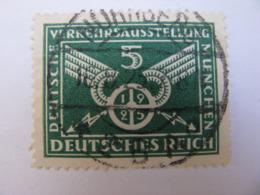 Deutsches Reich  370  O - Gebraucht