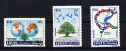 Libano A 202/4 Nuevo - Lebanon