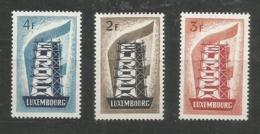 LUXEMBOURG - MNH - Europa-CEPT - Architecture - 1956 - Europa-CEPT