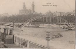 CP 75 Paris Passerelle De Passy 7 - Ponts