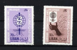 Libano A 257/8 Nuevo - Lebanon