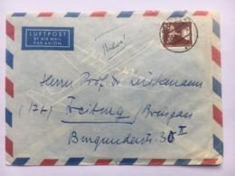 GERMANY 1959 Berlin Air Mail Cover - [5] Berlin