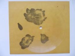 45 Rpm Polish Flexi Card / Python Lee Jackson In A Broken Dream / Gilbert O Sullivan Clair  / Very Rare - Spezialformate