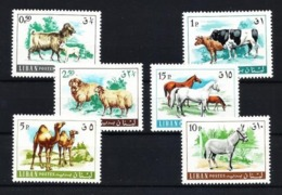 Libano 269/74 Nuevo - Lebanon