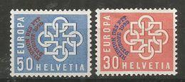 HELVETIA - MNH - Europa-CEPT -  PTT - 1959 - 1959