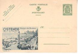 Publibel 315 Bleu - Stamped Stationery