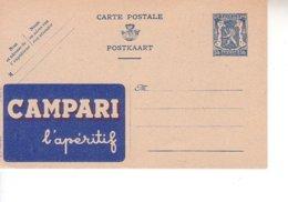 Publibel 576 - Stamped Stationery