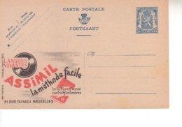 Publibel Neuf 589 - Stamped Stationery