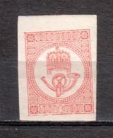 Hungary 1872 Mi 14A MLH - Nuevos