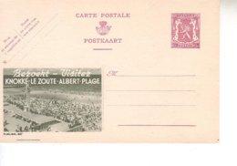 Publibel Neuf 687 Fr Vert - Stamped Stationery