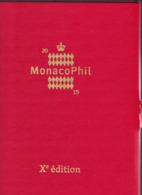 Monacophil 2015, De Luxe Edition - Ungebraucht