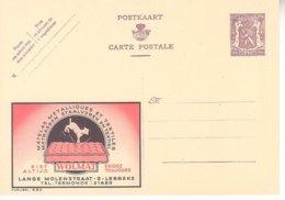 Publibel Neuf 885 - Stamped Stationery