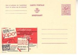 Publibel Neuf 2281 - Stamped Stationery