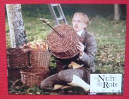 8 Photos Du Film La Nuit Des Rois (1997) - Albums & Collections