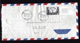 FRANCE  Poste Aérienne SP 76 979  TOE  Avec 1° Jour Télévision - Marcophilie (Lettres)